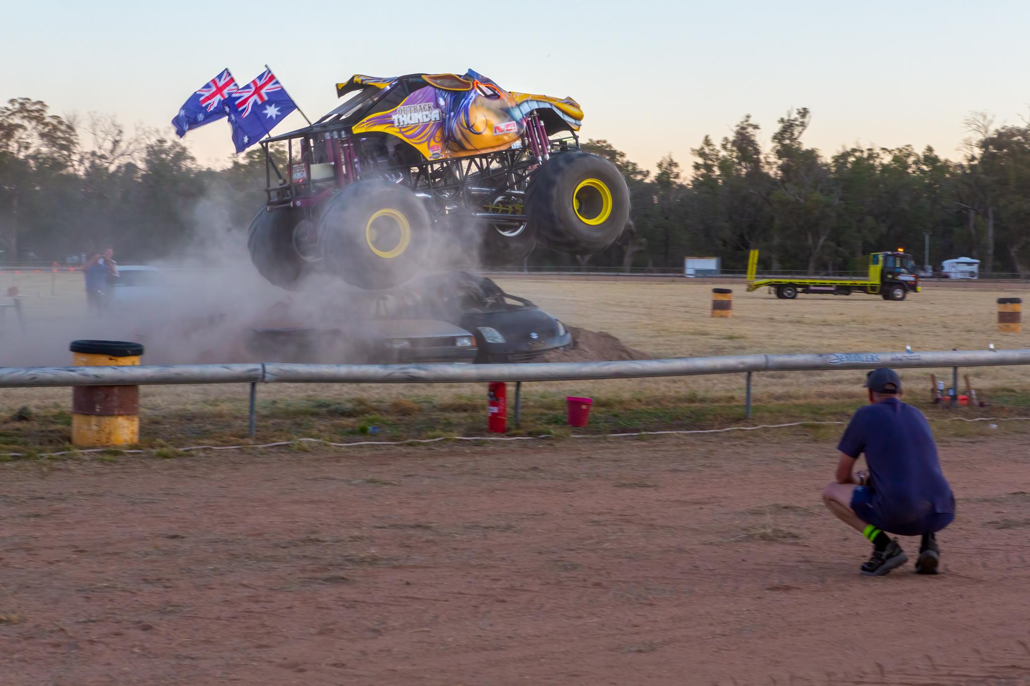 Outback Thunda Monster Truck